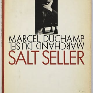 The Writings of Marcel Duchamp Marcel Duchamp, Michel Sanouillet, Elmer Peterson