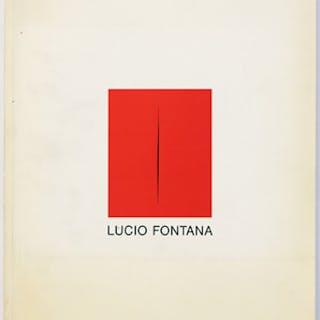 Lucio Fontana : 60 Werke aus den Jahren 1938 bis 1966 Lucio Fontana