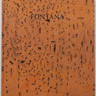 Fontana : Paintings and Sculptures, Catalogue II Lucio Fontana, Michel Tapié