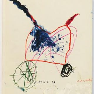 Cy Twombly : Katalog IV Cy Twombly