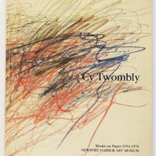 Cy Twombly : Works on Paper, 1954 - 1976 Cy Twombly, Susan C. Larsen