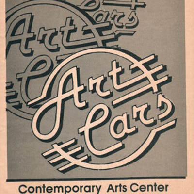 """Art Cars : Contemporary Arts Center and """"Art Cars"""" in..."""