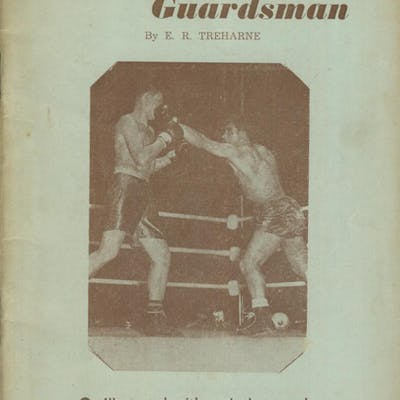 THE FIGHTING GUARDSMAN - JACK GARDNER E.R. TREHARNE