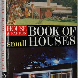 The House & Garden Book of Small Houses Robert Harling...
