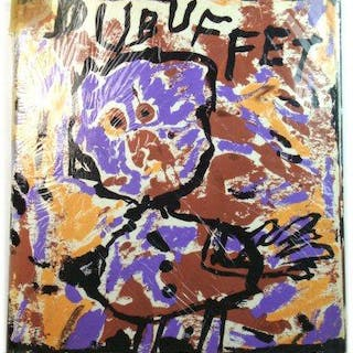 The Work of Jean Dubuffet Selz, Peter Art & Photography