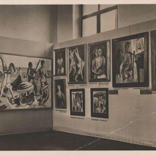 Ausstellung Entartete Kunst