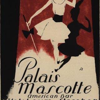 Kleinplakat: Eröffnet - Palais Mascotte