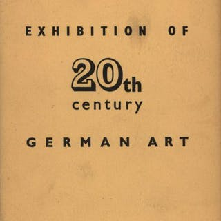 Exhibition of 20th century German Art