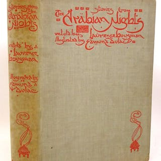 STORIES FROM THE ARABIAN NIGHTS Housman, Laurence