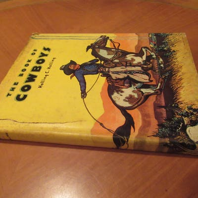 The Book Of Cowboys Holling