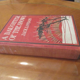A Daughter Of The Snows (Inscribed From Balloonist Jay B.Benton To O
