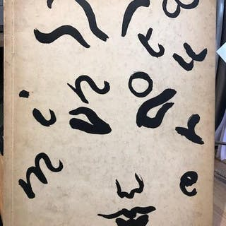 Minotaure Various Authors Art
