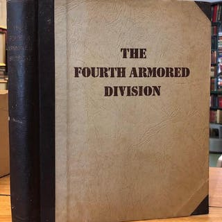 The Fourth Armored Division : From the Beach to Bavaria Koyen