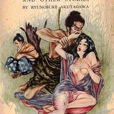 Rashomon and Other Stories Akutagawa