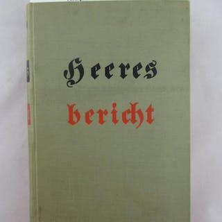Heeresbericht. Köppen, Edlef: Literatur