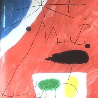 Joan Miró - Leben und Werk Mirò, Joan - Jaques Dupin monographs + catalogues