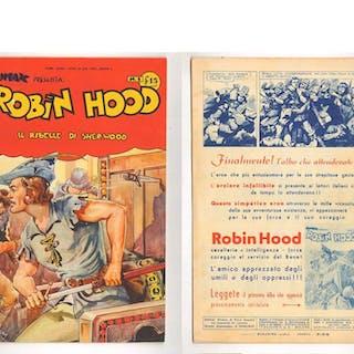 ROBIN HOOD 001-015 COMPLETA