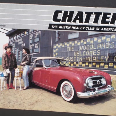 Chatter [1990 January through December except for missing...