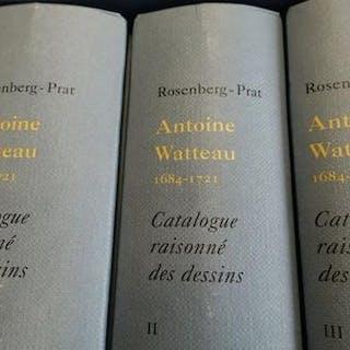 Antoine Watteau 1684-1721: Catalogue raisonné des Dessins
