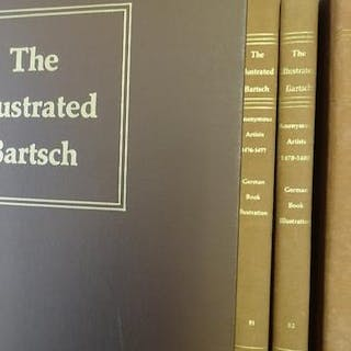 The illustrated Bartsch: German Book Illustration before 1500