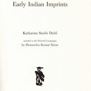 Early Indian Imprints. Smith Diehl, Katharine Varia