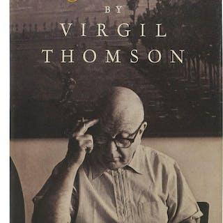 VIRGIL THOMSON Thomson, Virgil. (1896 - 1989)