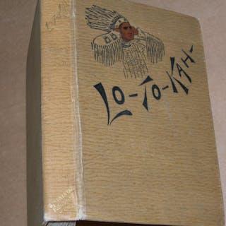 Lo-To-Kah Reed, Verner Z. Illustrated by Maynard Dixon