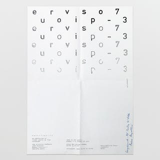poster for europvispo - 73: an exhibition of visual...