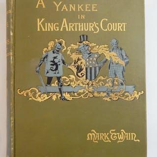 A Connecticut Yankee in King Arthur's Court Twain