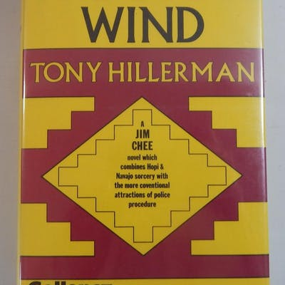 The Dark Wind Hillerman, Tony Modern Firsts