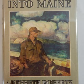 Trending into Maine Roberts, Kenneth Modern Firsts