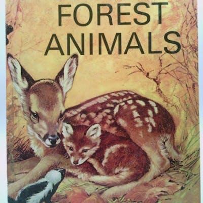 Forest animals (Beginning nature books) Andrews, Martin