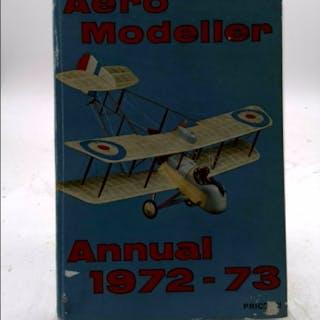 Aero modeller Annual 1972-73 Laidlaw-Dickson