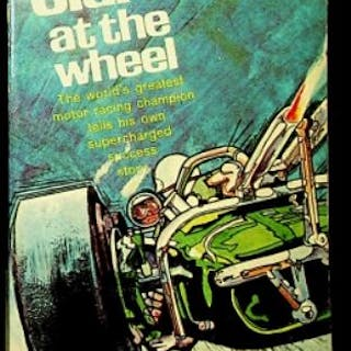 Jim Clark at the wheel: The world motor racing champion's own story Clark, James