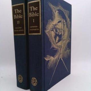 BIBLE DESIGNED TO BE READ AS LITERATURE WITH OLD MASTER...