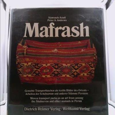 Mafrash: Woven Transport Packs as an Art From Among the...