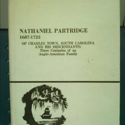 Nathaniel Partridge of Charles Town