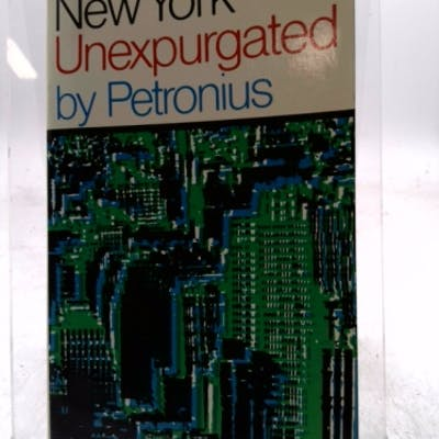 New York Unexpurgated Petronius
