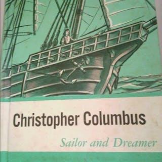 Christopher Columbus: Sailor and Dreamer (Piper Books) Bernadine Bailey