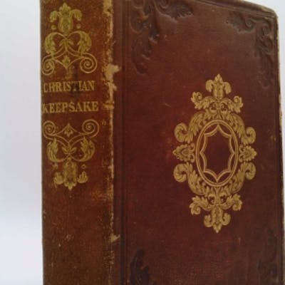 The Christian Keepsake and Missionary Annual 1838