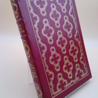 LOVE AND MARRIAGE Signed Easton Press Bill Cosby