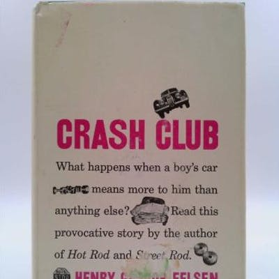 Crash Club Felsen, Henry Gregor