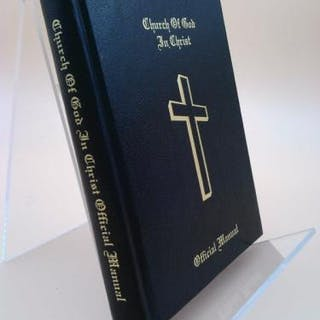 Church of God in Christ Official Manual