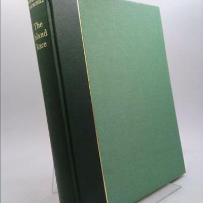The Island Race, Swedish American Line edition Churchill, Winston S.