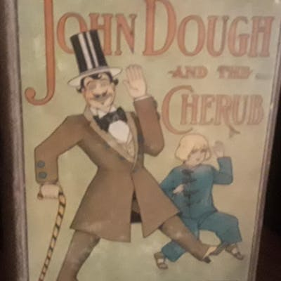 John Dough and The Cherub Baum, Frank L. Children's/Young Adult