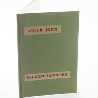 Asger Jorn - Robert Jacobsen. JORN, Asger & Robert Jacobsen: JORN