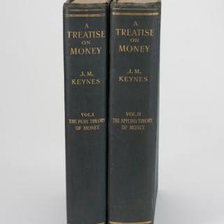 A Treatise of Money KEYNES, JOHN MAYNARD