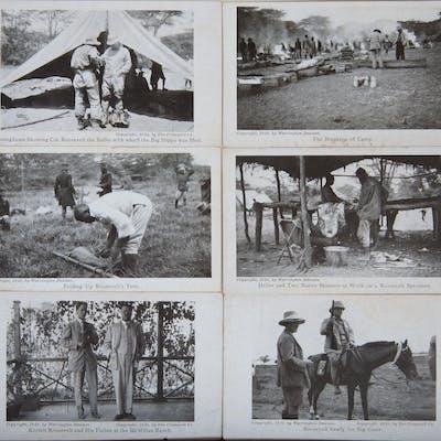 Hunting Trip in Africa (original postcards) Roosevelt