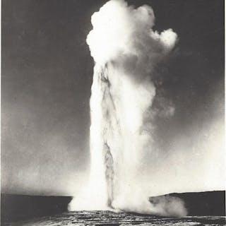 Haynes Photographs of Yellowstone Haynes, Jack Ellis Western Photography