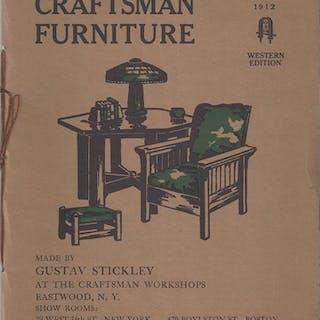 Craftsman Furniture Stickley, Gustav Trade Catalogue